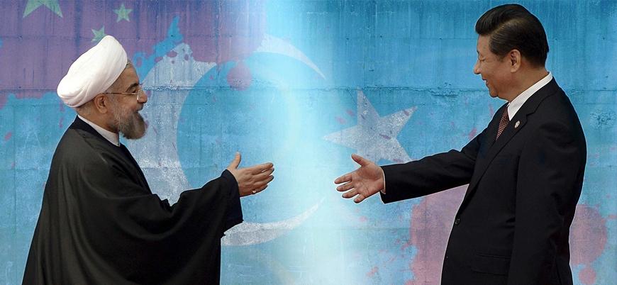 İran Doğu Türkistan meselesinde Çin'in yanında