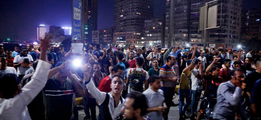 Sisi'den Mısır'da bir milyon kişilik 'karşı protesto' hazırlığı
