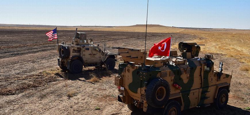 ABD ile Türkiye ikinci kez ortak devriye gerçekleştirdi