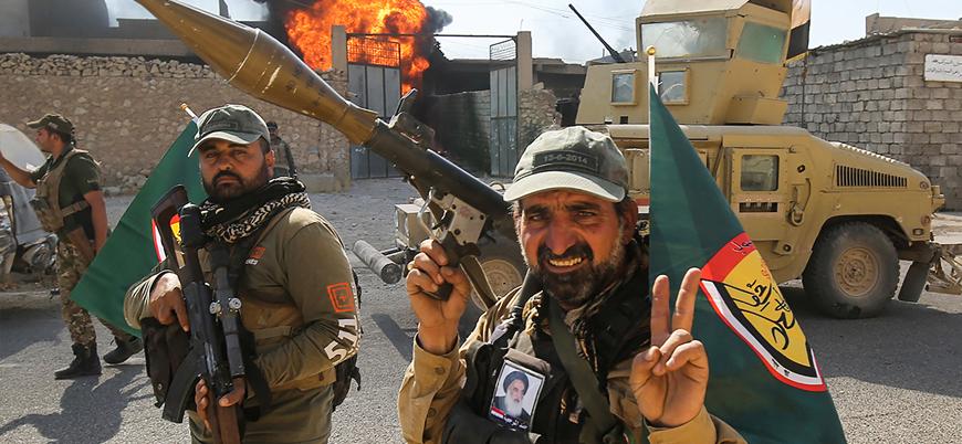 İran destekli Haşdi Şabi İsrail'e karşı Rusya'dan hava savunma sistemi almak istiyor