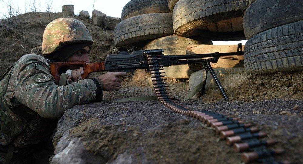 Azerbaycan'da çatışma: Ermeni timi püskürtüldü