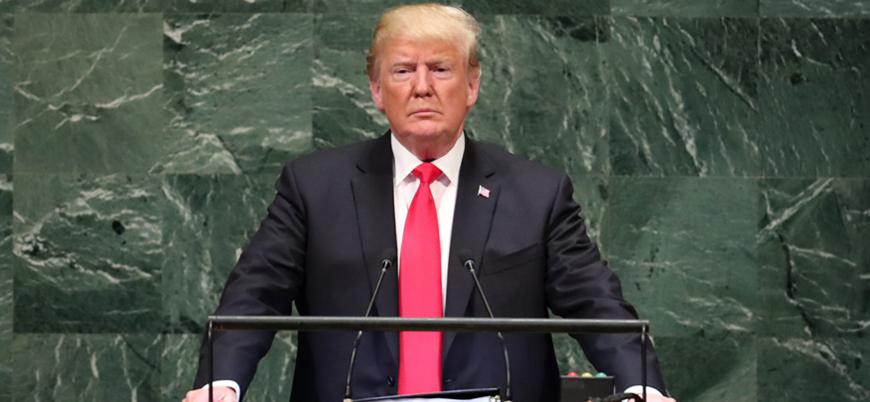 Trump BM kürsüsünde: Gelecek milliyetçilerin olacak