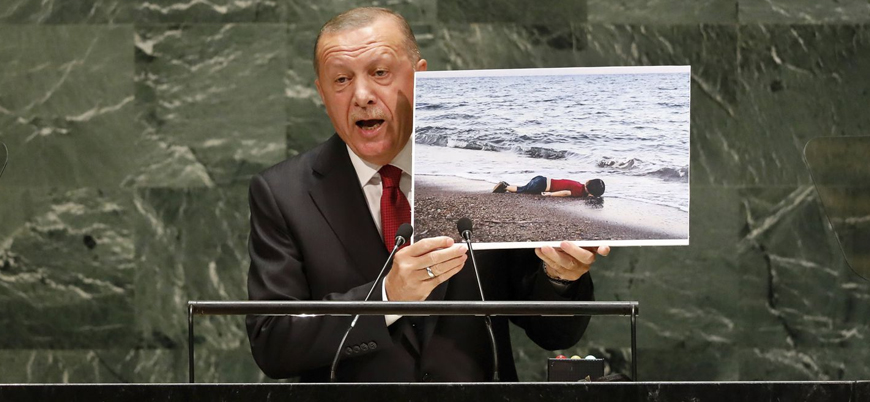 Erdoğan BM kürsüsünden hangi mesajları verdi?