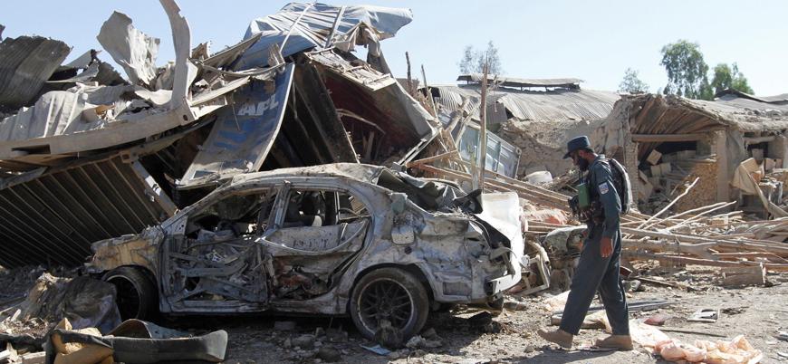 Afganistan'da Eşref Gani'nin seçim bürosuna saldırı: 3 ölü 7 yaralı