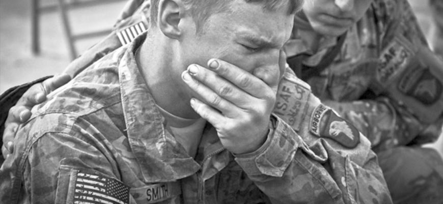 Son 10 yılda 60 binden fazla eski ABD askeri intihar etti