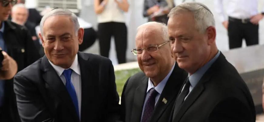 İsrail'de hükümeti kurma görevi Netanyahu'ya verilebilir