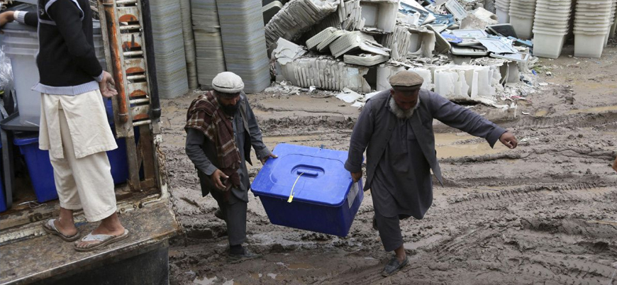 """Taliban Afganistan seçimlerini engelleyecek: """"Halkın değil ABD'nin iradesi"""""""