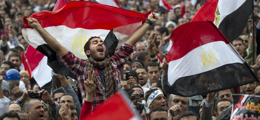 Mısır'da Sisi karşıtı gösterilerde 1100 kişi gözaltına alındı