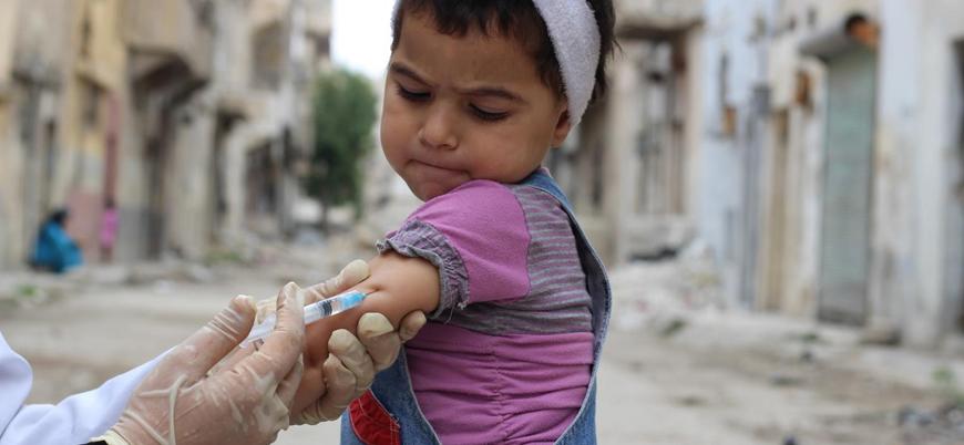 63 bin çocuğa tarihi geçmiş aşı yapıldı