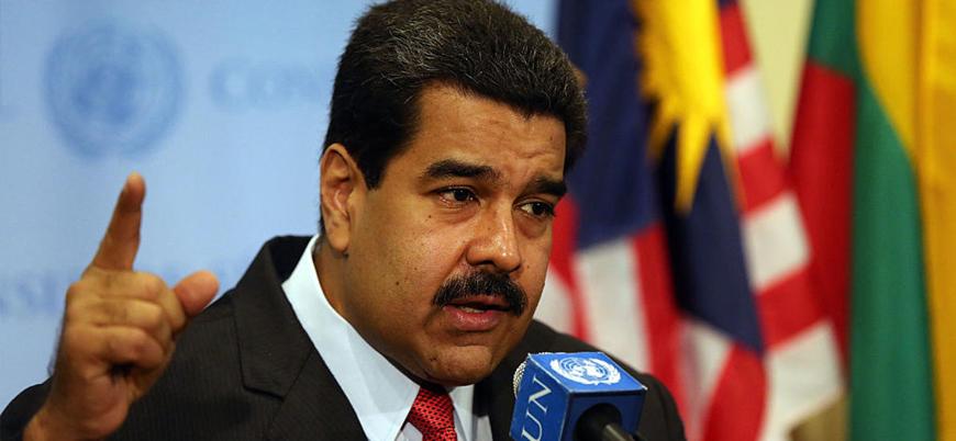 AB'den Venezuela'da Devlet Başkanı Maduro'ya yakın 7 kişiye yaptırım