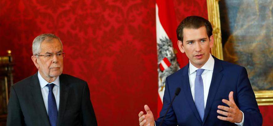 Siyasi skandalın ardından Avusturya erken seçime gidiyor