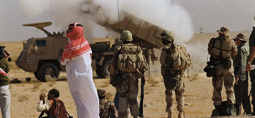 ABD Arap Yarımadası'na asker yollamaya devam ediyor