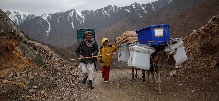 Afganistan başkanlık seçimlerine dair bilinmesi gerekenler