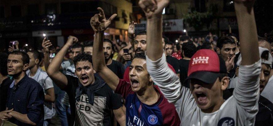 Mısır'da Sisi rejimi karşıtı gösterilerde bir haftada 2 bine yakın kişi gözaltına alındı