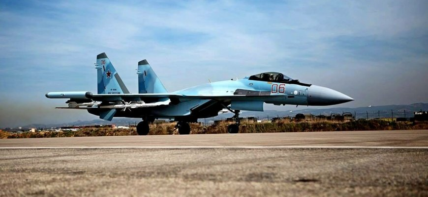 Rusya: Türkiye ile Su-35 jetleri için görüşüyoruz
