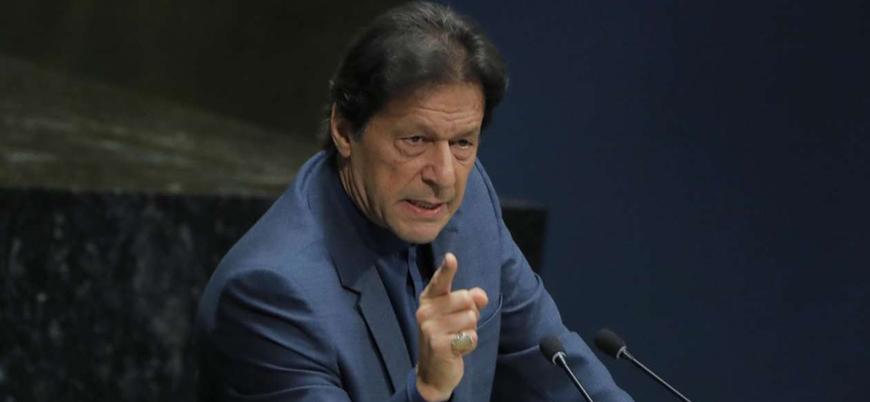 Pakistan Başbakanı İmran Han: İki nükleer güç Hindistan ile Pakistan karşı karşıya gelecek