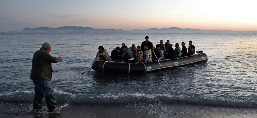 Yunanistan Avrupa'ya göçlerden endişeli: Türkiye'ye yapılan yardımları artıralım