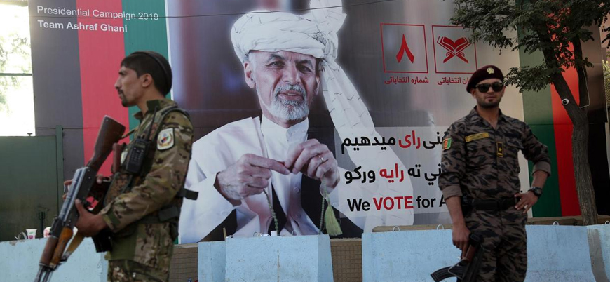 Afganistan'da seçimler sona erdi: Katılım oranları dibe vurdu