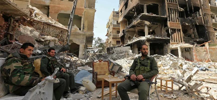 """""""Rusya Libya'da savaştırmak için Suriyelileri kullanıyor"""""""