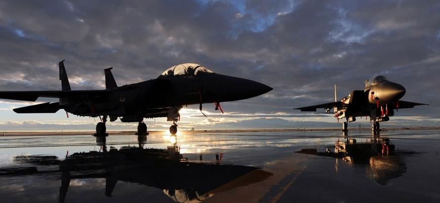 ABD Libya'da IŞİD'i vurmaya devam ediyor