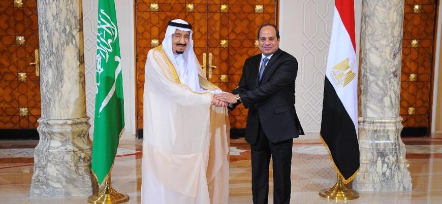 Suudi Arabistan: 'Terörle mücadele' konusunda Mısır ile dayanışma içindeyiz