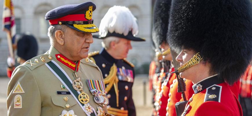İngiltere Genelkurmay Başkanı: Modern dünyada savaşla barış arasında ayrım yok