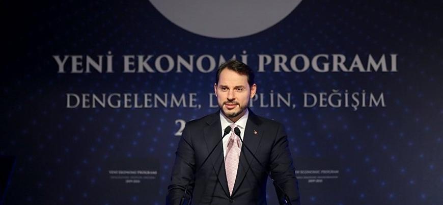 Bakan Albayrak 'Yeni Ekonomi Programı'nı açıkladı