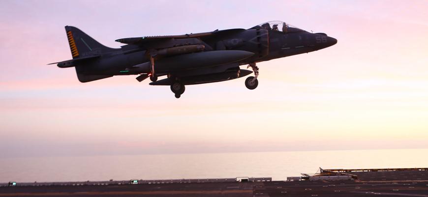 ABD Libya'da IŞİD'e yönelik hava saldırılarına hız veriyor