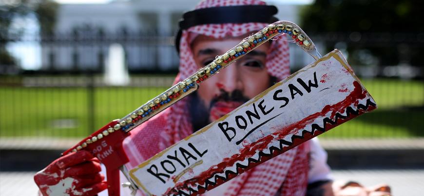 """Veliaht prens Muhammed bin Selman'ın 'yenilikçi prens' imajı boş"""