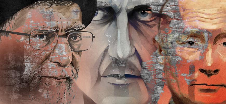 Esed rejimi Suriye'de Rusya ve İran arasında dengeyi nasıl sağladı?