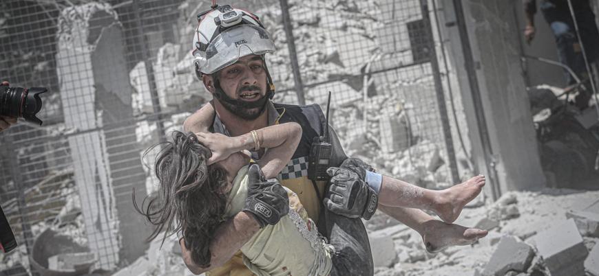 Rusya'nın Suriye katliamının raporu: 4 yılda neler yaşandı?