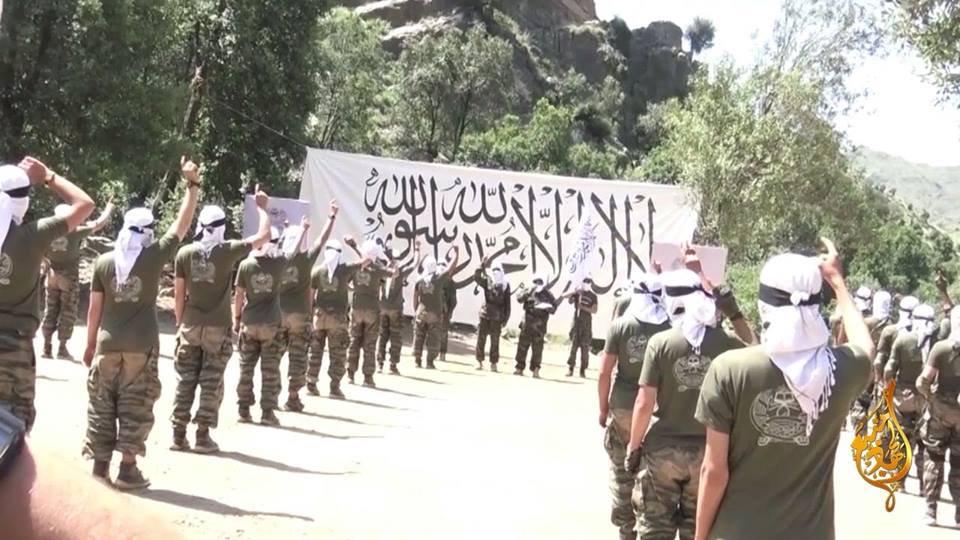 Gerilladan düzenli orduya: 'Beyaz sancaklı' Taliban