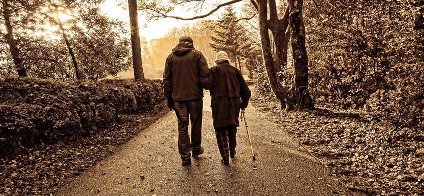 2050 yılında her 6 kişiden biri 65 yaş üzeri olacak