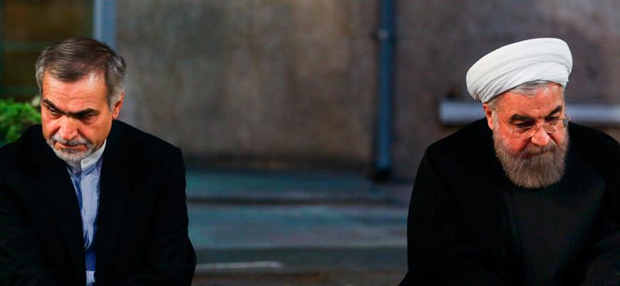 İran Cumhurbaşkanı Ruhani'nin kardeşine 5 yıl hapis