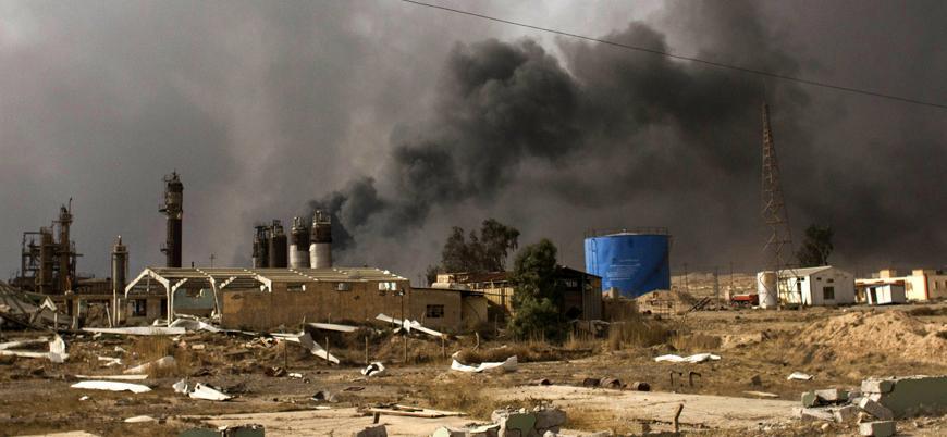 Bağdat hükümetinden ilk resmi açıklama: Irak'ı vuran saldırıların arkasında İsrail var