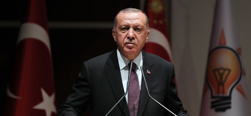 Erdoğan: Fırat'ın doğusunda kendi yolumuza devam etmekten başka çaremiz kalmadı