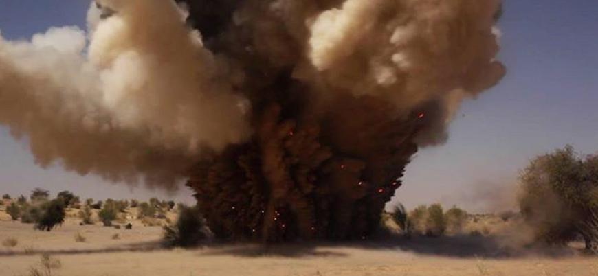 Hama kırsalında mayın patladı: 3 rejim askeri öldü