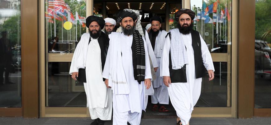 Taliban'dan Pakistan'a diplomatik heyet