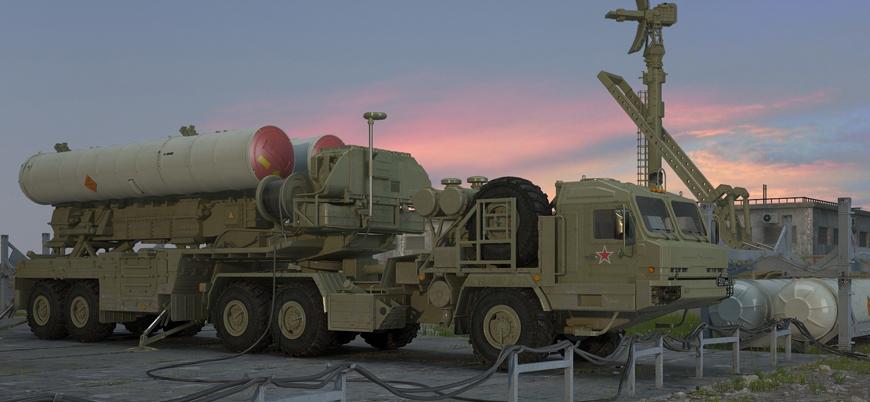 Rusya S-500 hava savunma sistemini Suriye'de denedi