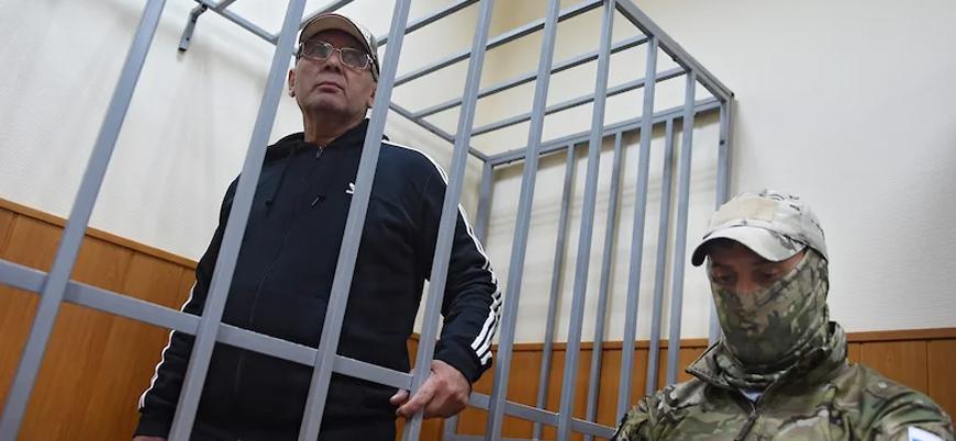 Müslümanlara yardımın bedeli: Dagir Hasavov gözaltında