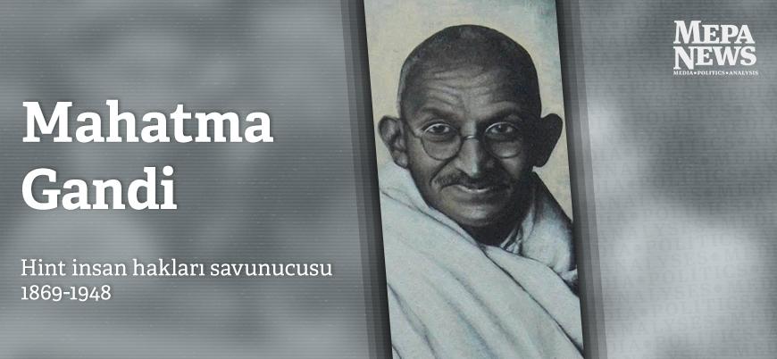 Mahatma Gandi kimdir?