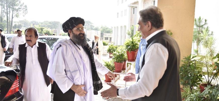 Taliban siyasi heyeti Pakistan'da