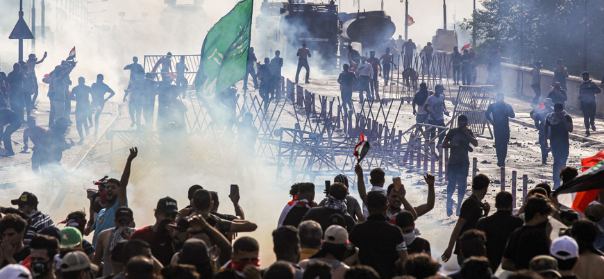 Irak protestoları: Bağdat Valisi görevden alındı