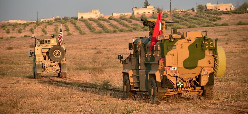 Türkiye'den ABD'ye 'güvenli bölge konusunda oyalama' mesajı