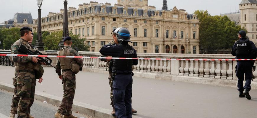 Fransa'da polislere saldırı: 4 ölü