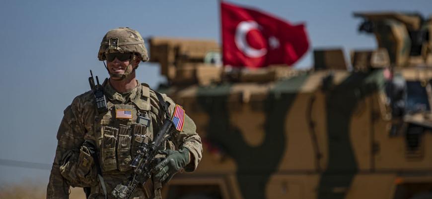 Türkiye ve ABD'den Fırat'ın doğusunda üçüncü kara devriyesi