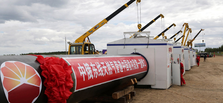 Çin Doğu Türkistan'da 115 milyar metreküp doğal gaz keşfetti