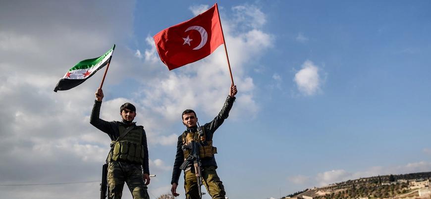 Suriye'de ÖSO grupları tek çatı altında birleşiyor