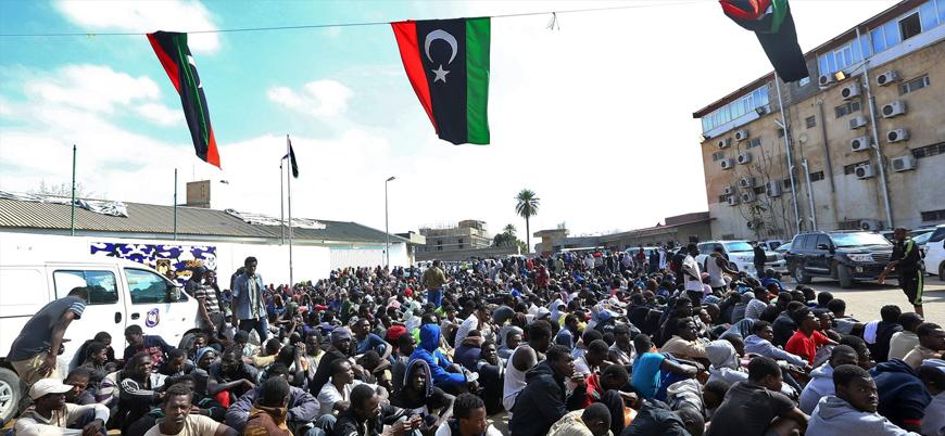 Libya'daki mülteci krizi ve BM'nin ülkedeki rolü