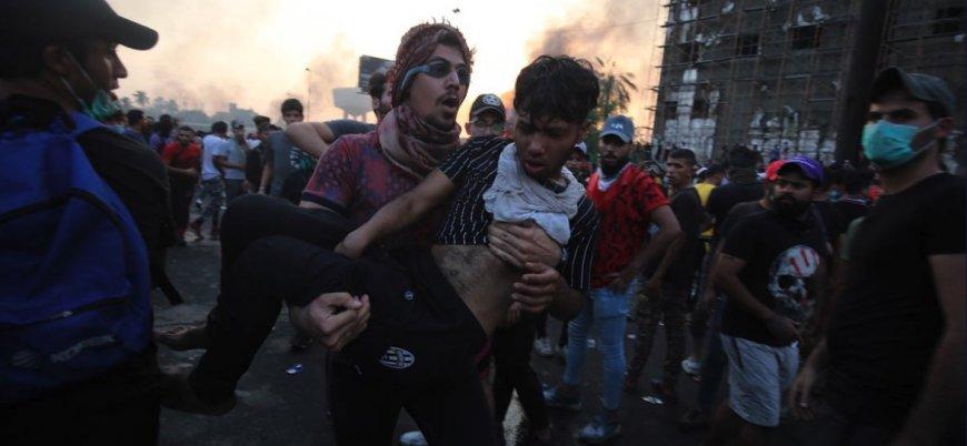 Irak'taki protestolarda ölü sayısı 44'e yükseldi